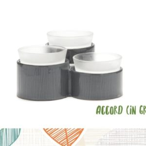 ACCORD SCENTSY WARMER IN GRAY