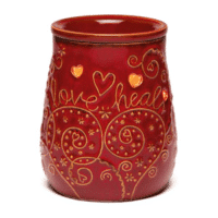 LOVE HEALS SCENTSY CAUSE WARMER