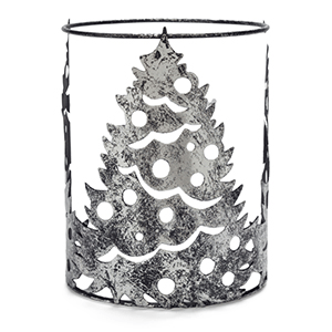 O' CHRISTMAS TREE SCENTSY WARMER WRAP HOLIDAYS 2016