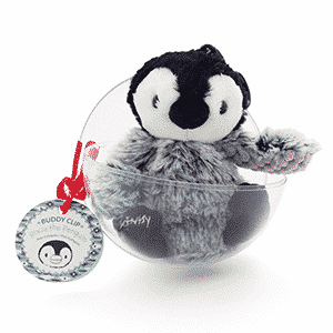 PIXIE THE PENGUIN SCENTSY BUDDY CLIP + VANILLA BEAN BUTTERCREAM FRAGRANCE