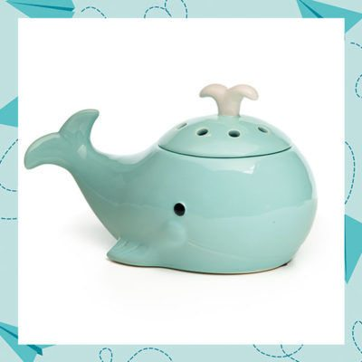 SCENTSY BLUE WHALE ELEMENT WARMER