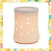 SCENTSY CRYSTAL WOODS WARMER