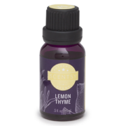 LEMON THYME 100% SCENTSY NATURAL OIL 15 ML