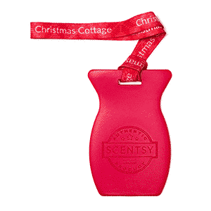 Christmas Cottage Scentsy Brick 2016 Limited Holiday