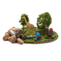 WOODLAND WONDERLAND DECORATION FOR MAKE A SCENE SCENTSY WARMER