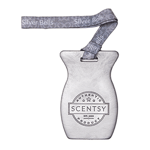 Silver Bells Scentsy Car Bar