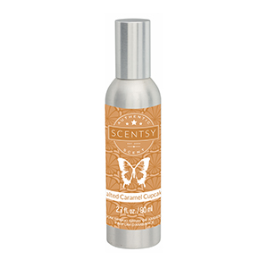 SALTED CARAMEL CUPCAKE SCENTSY ROOM SPRAY