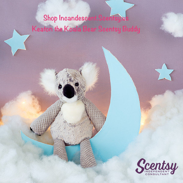 KEATON THE SCENTSY BUDDY