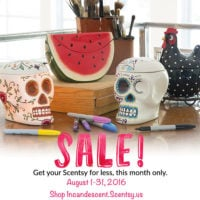 SCENTSY AUGUST 2016 SALE | List of Scentsy Discontinued items for Fall Winter 2016 | Scentsy® Online Store | Scentsy Warmers & Scents | Incandescent.Scentsy.us