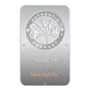 BAKED APPLE PIE SCENTSY TRAVEL TIN | Shop Scentsy | Incandescent.Scentsy.us
