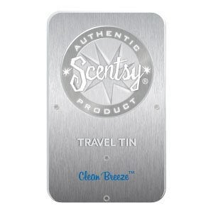 CLEAN BREEZE SCENTSY TRAVEL TIN | Shop Scentsy | Incandescent.Scentsy.us