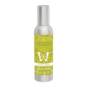 CASTING SPELLS SCENTSY ROOM SPRAY