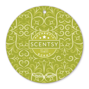 CASTING SPELLS SCENTSY SCENT CIRCLE