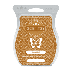 COZY CHAI SCENTSY BAR | BRING BACK MY BAR