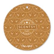 COZY CHAI SCENTSY SCENT CIRCLE