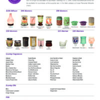Scentsy Discontinued List for Fall Winter 2016 | NEW SCENTSY FRAGRANCES FOR FALL WINTER 2016 | Scentsy® Online Store | Scentsy Warmers & Scents | Incandescent.Scentsy.us