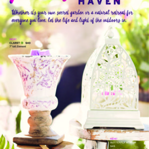 SCENTSY CAMPUS COLLECTION 2016