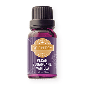 PECAN SUGARCANE VANILLA SCENTSY 100% NATURAL OIL