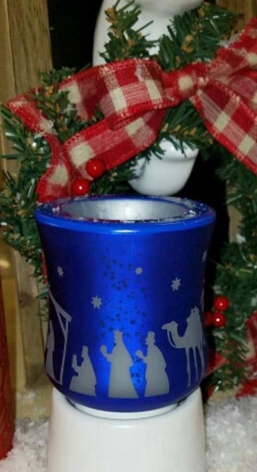 Scentsy Nativity Nightlight Warmer for Christmas 2016