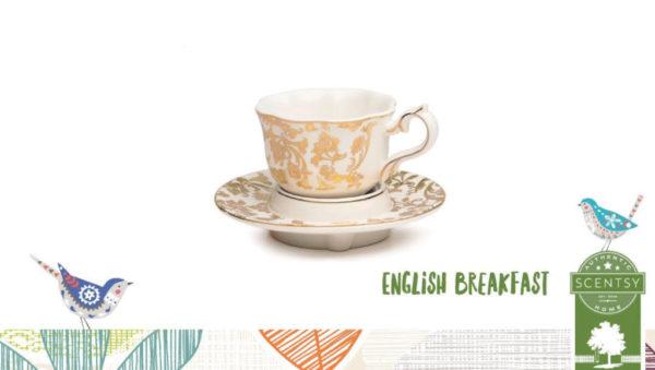 ENGLISH BREAKFAST SCENTSY WARMER