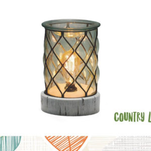 COUNTRY LIGHT EDISON BULB SCENTSY WARMER
