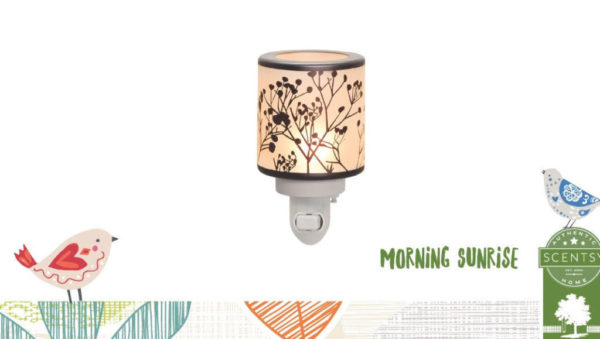 MORNING SUNRISE SCENTSY NIGHTLIGHT WARMER NEW! | Shop Scentsy | Incandescent.Scentsy.us
