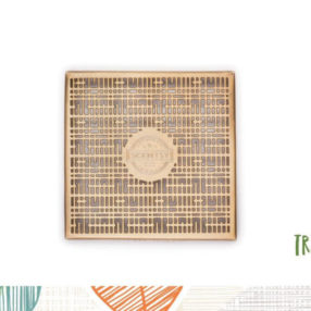 TRELLIS CORD-CONCEALING WARMER SCENTSY STAND