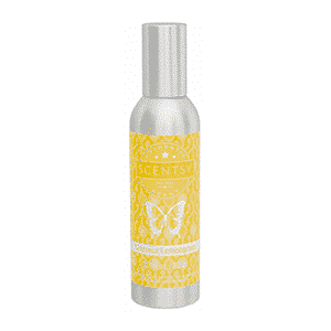 COCONUT LEMONGRASS SCENTSY ROOM SPRAY