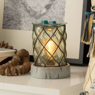 SCENTSY COUNTRY LIGHT EDISON BULB WARMER