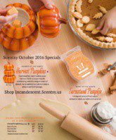SCENTSY OCTOBER 2016 WARMER & SCENT OF THE MONTH HARVEST PUMPKINS FARMSTAND PUMPKIN FRAGRANCE | SCENTSY WARMER AND SCENT OF THE MONTH SPECIALS | Scentsy® Online Store | Scentsy Warmers & Scents | Incandescent.Scentsy.us