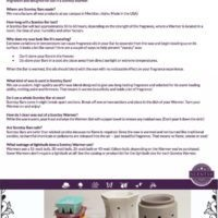 SCENTSY BAR FAQ