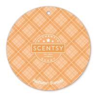 Autumn Sunset Scentsy Scent Circle