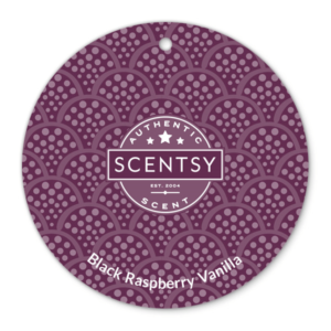 BLACK RASPBERRY VANILLA SCENTSY SCENT CIRCLE | Shop Scentsy | Incandescent.Scentsy.us