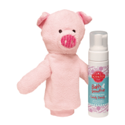 PENNY THE PIG SCENTSY SCRUBBY BUDDY + SCENTSY BATH SMOOTHIE