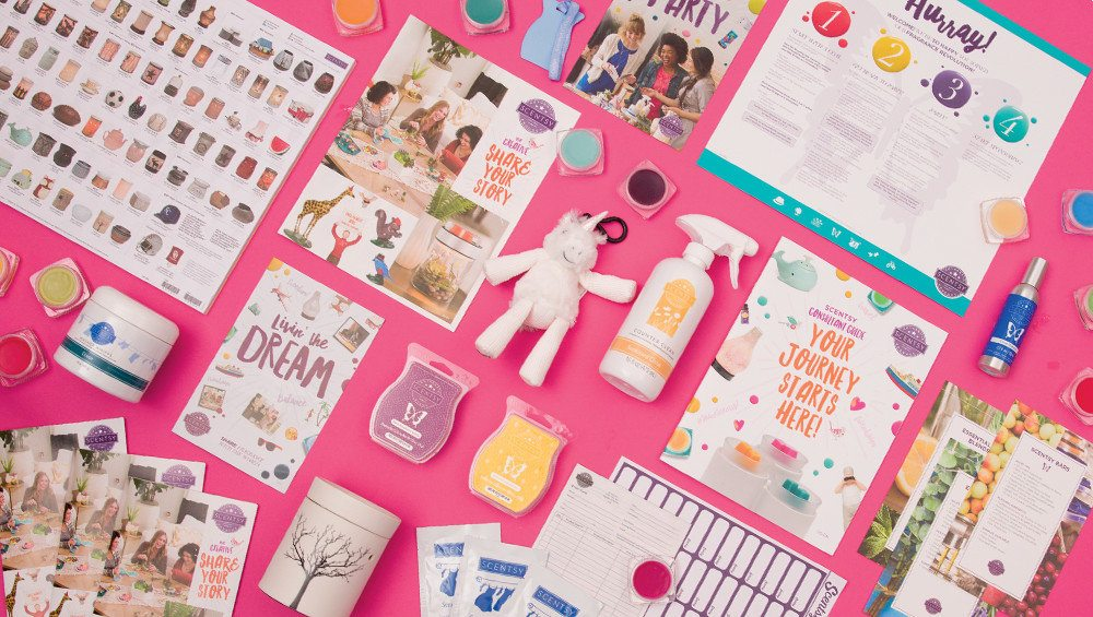 SCENTSY FALL 2016 STARTER KIT