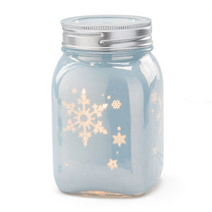 WINTER FROST SCENTSY WARMER 2016 NOVEMBER WARMER OF THE MONTH!