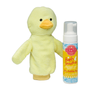 WELLINGTON THE DUCK SCENTSY SCRUBBY BUDDY + SCENTSY BATH SMOOTHIE