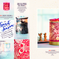 SCENTSY CHRISTMAS 2016 BROCHURE PAGE 4 | Scentsy Harvest Halloween Holidays Scentsy Warmer 2016 Preview | Scentsy® Online Store | Scentsy Warmers & Scents | Incandescent.Scentsy.us