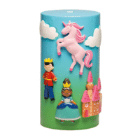 ONCE UPON A TIME SCENTSY DIFFUSER SHADE ONLY