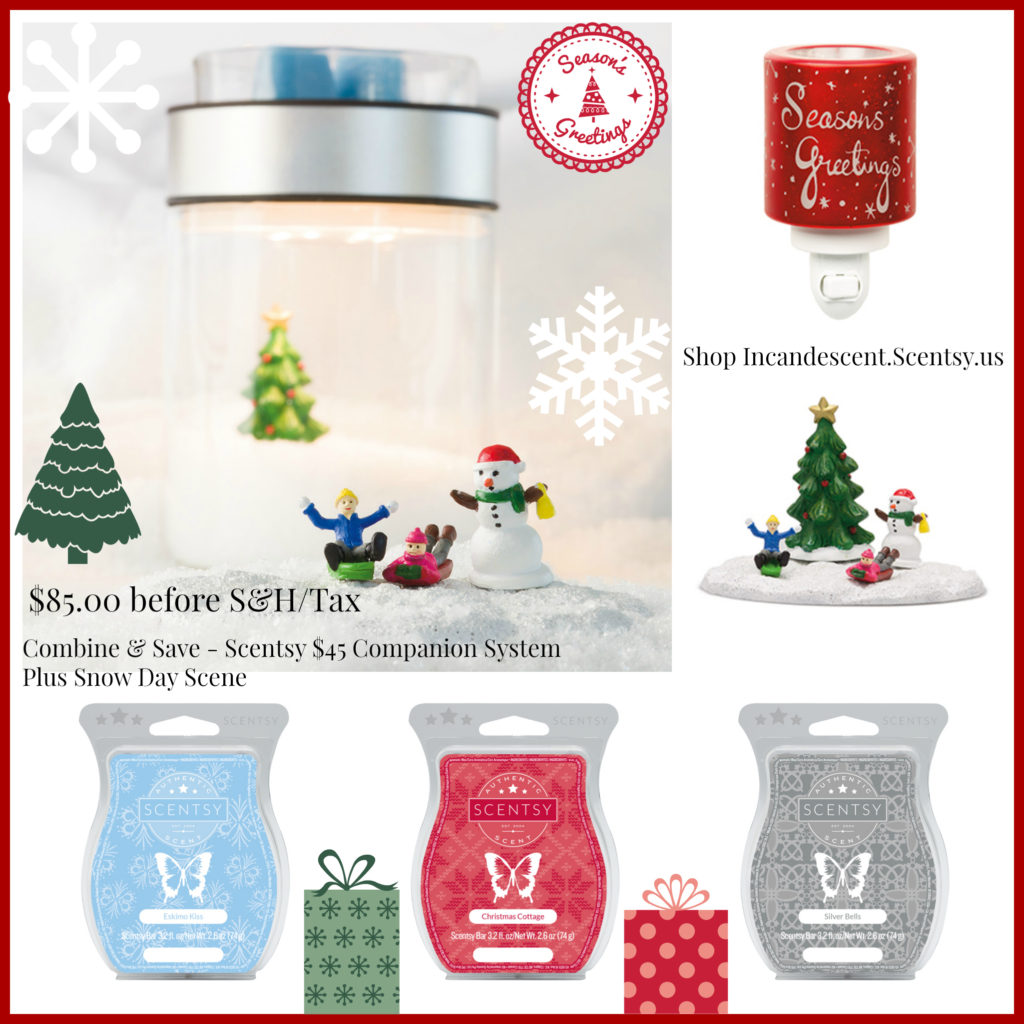 Scentsy Christmas Gifts Ideas 2016