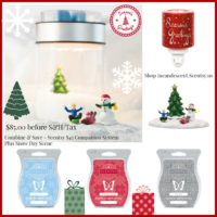 Scentsy Christmas Gifts Idea 2016 | Scentsy Collegiate Football Warmer Collection Bundle Special! Free Scentsy Bars! | Scentsy® Online Store | Scentsy Warmers & Scents | Incandescent.Scentsy.us