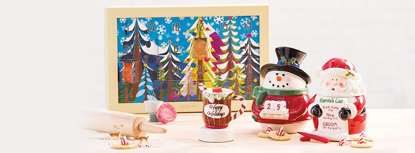 SCENTSY HOLIDAY 2016 COLLECTION