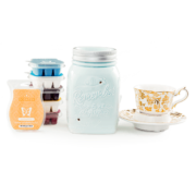 PERFECT SCENTSY BUNDLE - $35 SCENTSY WARMERS & SCENTSY BARS - COMBINE & SAVE