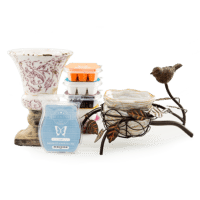 PERFECT SCENTSY BUNDLE - $40 SCENTSY WARMERS & SCENTSY BARS - COMBINE & SAVE