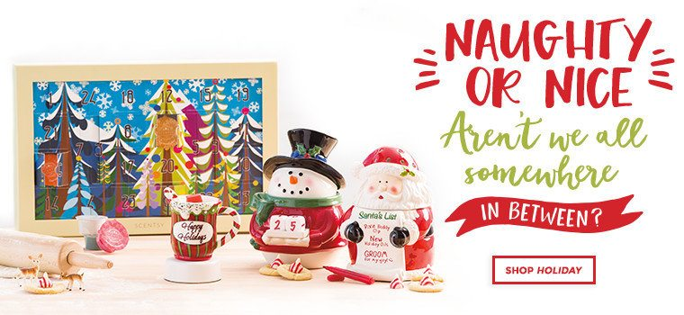 SHOP SCENTSY 2016 HOLIDAY CHRISTMAS