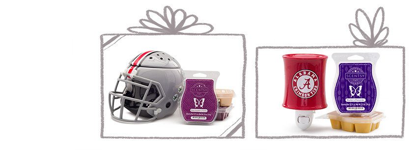 CAMPUS COLLECTION SCENTSY WARMER BUNDLE SPECIAL
