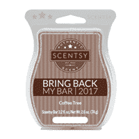 COFFEE TREE SCENTSY BAR