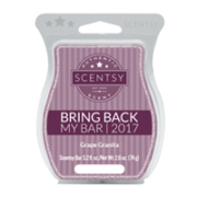 GRAPE GRANITA SCENTSY BAR
