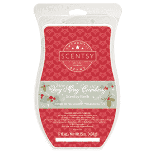 VERY MERRY CRANBERRY SCENTSY BRICK | VERY MERRY CRANBERRY SCENTSY BRICK 2016 Limited Holiday | Shop Scentsy | Incandescent.Scentsy.us