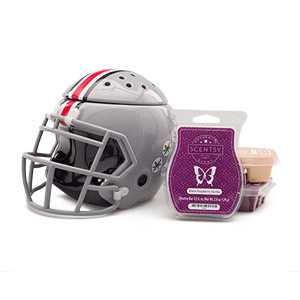 NOVEMBER COLLEGIATE FOOTBALL SCENTSY WARMER BUNDLE